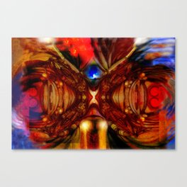 Zero Point Field IX Canvas Print