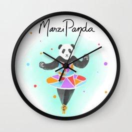 MarziPanda Wall Clock