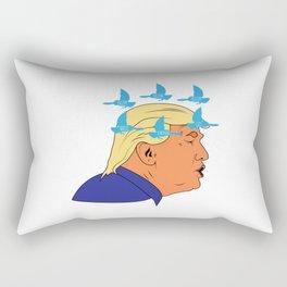Harbinger of Doom Rectangular Pillow