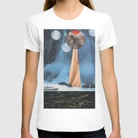 voyage T-shirts featuring VOYAGE by cedar q waxwing