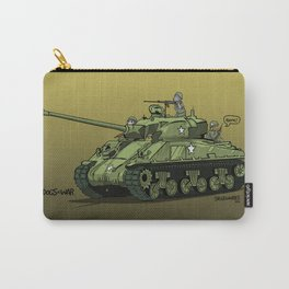 Dogs of War: Sherman Tank Carry-All Pouch