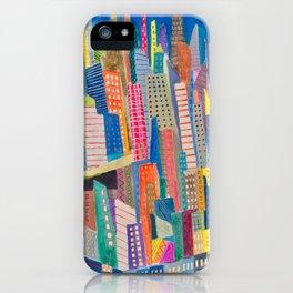 Protrusion iPhone Case