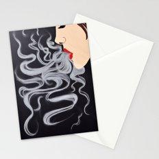 Smoke Dreams, Smoking Lady Series Stationery Cards