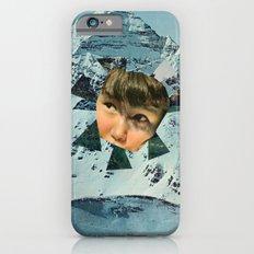 Child in the Wild Snow iPhone 6s Slim Case
