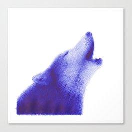 Animal N.4 Canvas Print