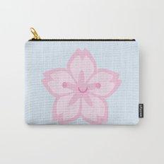 Kawaii Sakura Cherry Blossom Carry-All Pouch