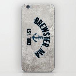 Brewster, Massachusetts iPhone Skin