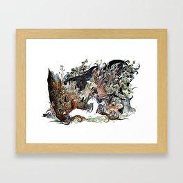 The Glass Menagerie Framed Art Print