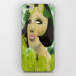 Swamp-like iPhone Skin