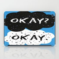 fault in our stars iPad Cases featuring The Fault in our Stars by MariBee