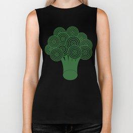 Broccoli Biker Tank