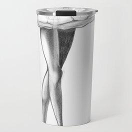 Ballerina - Ashley Rose Travel Mug