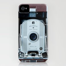Polaroid Land Camera iPhone (4, 4s) Slim Case