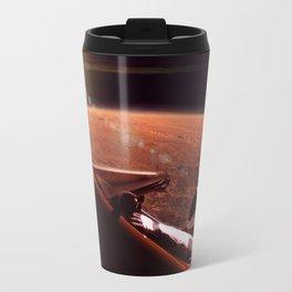 Star man at mars Travel Mug