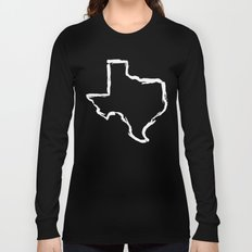 Best. State. Ever. (in white) Long Sleeve T-shirt