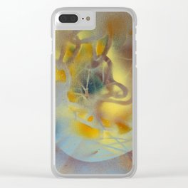 Uji Studies in Being-Time #1 Clear iPhone Case