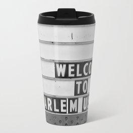 Welcome to Harlem Travel Mug