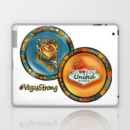 #VegasStrong Pokerchips Laptop & iPad Skin
