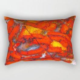 Lavic Jasper  Rectangular Pillow