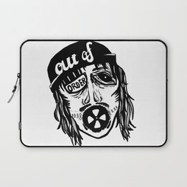 misspaul OUT OF ORDER Laptop Sleeve