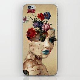 Broken Beauty iPhone Skin