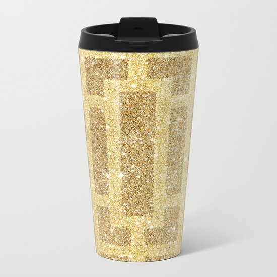 The Golden Rule Metal Travel Mug