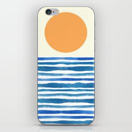 When The Sun Comes Up iPhone Skin