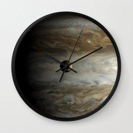 Io Wall Clock
