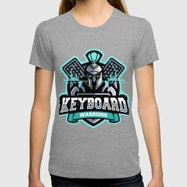 Team Keyboard Warriors T-shirt