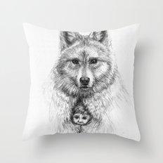 Charlatan Throw Pillow