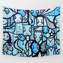 Survival Wall Tapestry