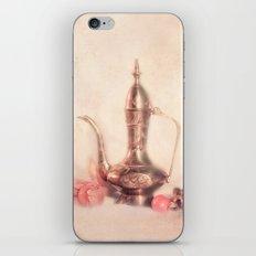 GOLDEN ORIENTAL STILL LIFE iPhone & iPod Skin