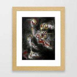 DRK001 Framed Art Print