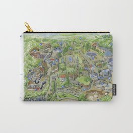 The Prisoner: The Village Portmeirion Carry-All Pouch