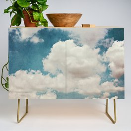 January Clouds Credenza