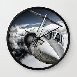 F-104 Starfighter Wall Clock