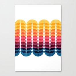 Metamorphosis Pattern Canvas Print