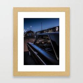 Da Dodge Framed Art Print