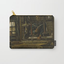 A Weaver's Cottage Carry-All Pouch