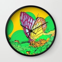 The Theory of Chaos Wall Clock