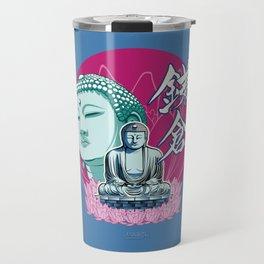 Kamakura Buddha Travel Mug
