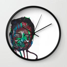 Oh! Wall Clock