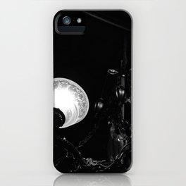 Pitch Black iPhone Case