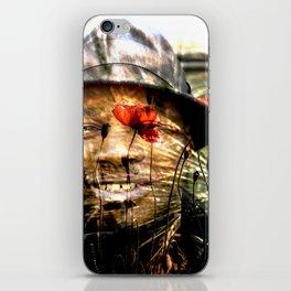 Darkin's Garden, No. 9 iPhone Skin