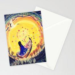 Fulfilled.... | Yuko Nagamori Stationery Cards