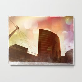Hartford CT: Phoenix Building Metal Print