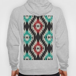 American Native Pattern No. 138 Hoody
