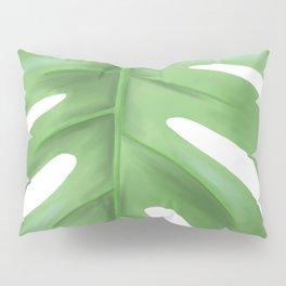 Monstera love Pillow Sham