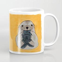 Fishy Seal Coffee Mug