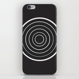 His Dirty Little Portal iPhone Skin